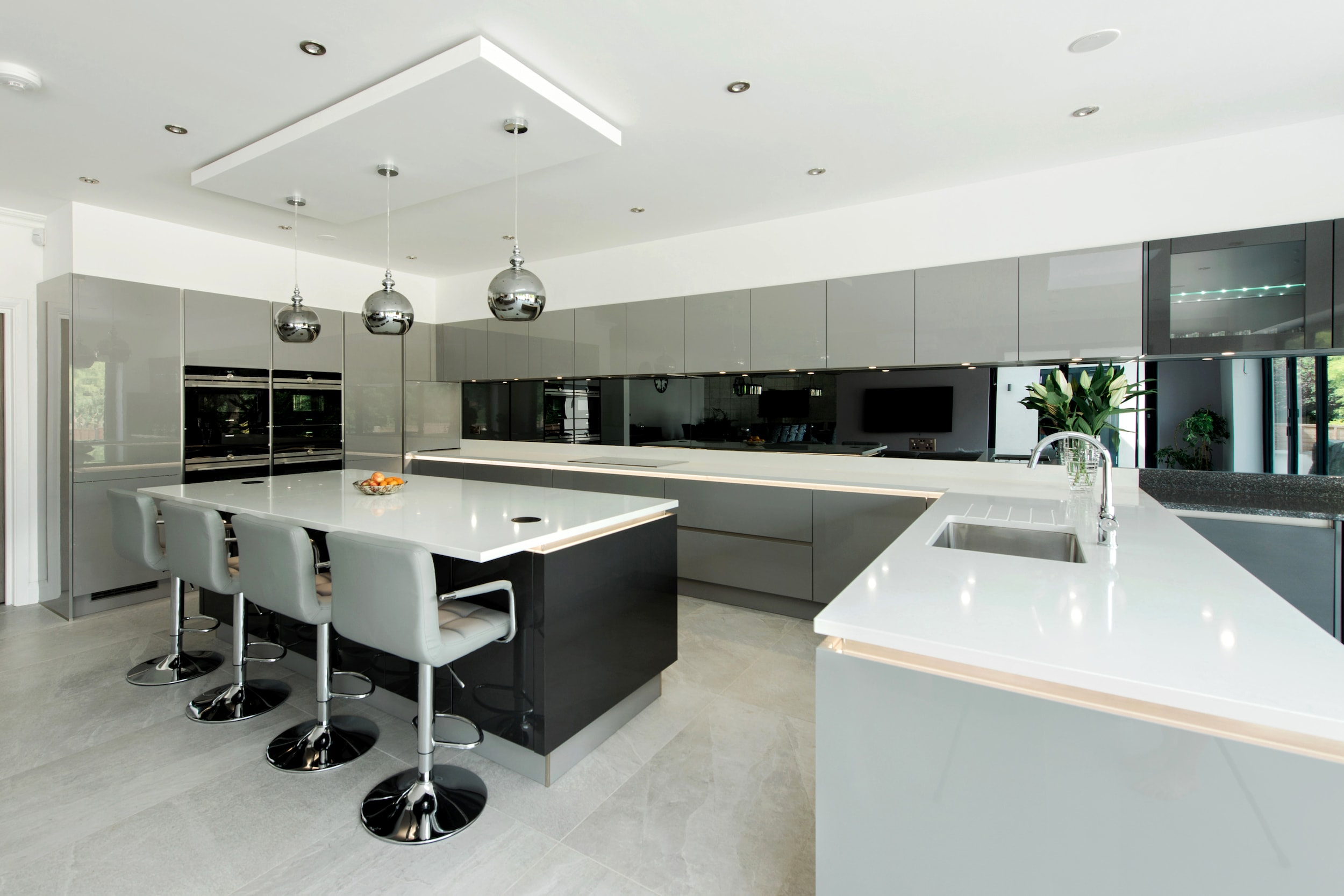 Kitchen Island Cabinets in Mangalore